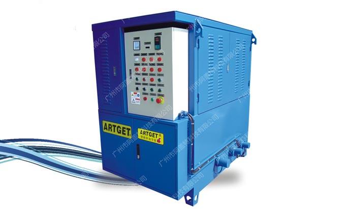 阿盖特235L管路冲洗和液压试验多功能设备