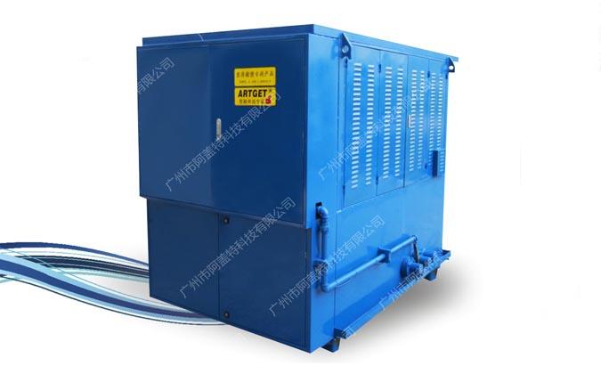 阿盖特400L带试压功能组合流量计冲洗设备