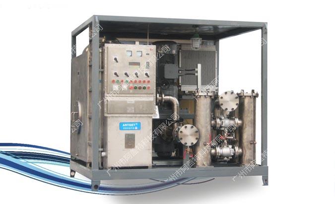 阿盖特1200L柴油管路冲洗设备